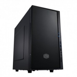 "CASE COOLER MASTER M.TOWER ""SILENCIO 352"" PAN. FONOASSORBENTI, USB3.0 AUDIO 1Fan 12cm 1X5.25"" 3X3.5"" 4X2.5"" - SIL-352M-KKN1"