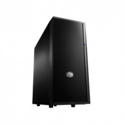"CASE COOLER MASTER M.TOWER ""SILENCIO 452"" PAN. FONOASSORBENTI, USB3.0 AUDIO 1Fan 12cm 2X5.25"" 6X3.5"" 2X2.5"" - SIL-452-KKN1"