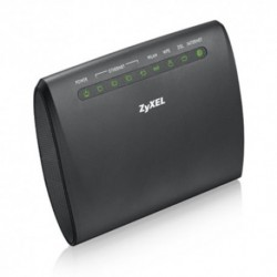 ROUTER WIRELESS ADSL ZYXEL AMG 1302 N 300M 802.11BGN 4P LAN 10/100M