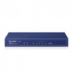 ROUTER TP-LINK TL-R600VPN GIGABIT DUAL-WAN SAFESTREAM VPN ROUTER 1P GIGABIT WAN, 4P GIGABIT LAN, 20IPsec VPN Tunnels
