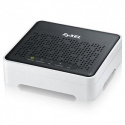 ROUTER ADSL2+ ZYXEL AMG 1001 1P LAN 10/100M AUTO  Firewall integrato Full Feature - formato mini