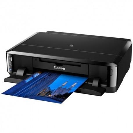 STAMPANTE CANON PIXMA IP7250 A4 5INK ESAT 15-10 ipm USB2.0 Stampa CD-DVD-BlueRay Wi-Fi F-R Doppia gestione carta