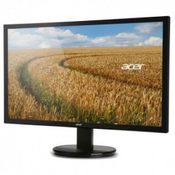 "ACER LED 24"" Wide K242HLbd UM.FW3EE.001 1920x1080 Full HD 5ms 250cd/m² 1000:1(100.000.000:1) DVI Vesa Black"