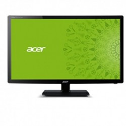 "MONITOR ACER LED 24"" Wide V246HLbmd UM.FV6EE.005 1920x1080 5ms 250cd/m² 100.000.000:1 2X2W ""MULTIMEDIALE"" VGA DVI Vesa Black"