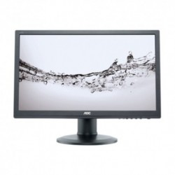"MONITOR AOC LED 24"" Wide E2460PQ/BK 0,28 1920x1080 2ms 250cd/mq 1.000:1(50.000.000:1) 2x1W MM Pivot Reg. in H DVI-D DISPLAY PORT"