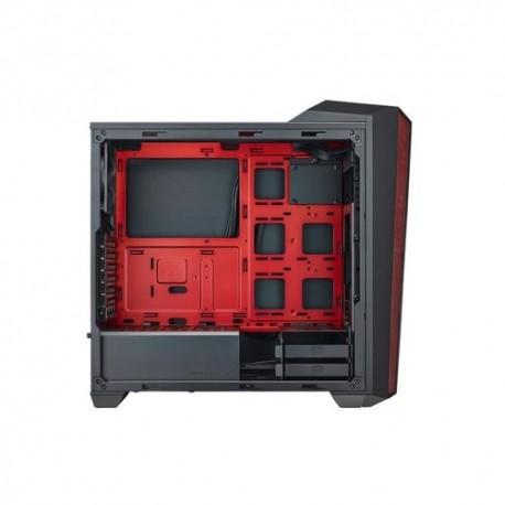 """CASE COOLER MASTER ATX MCX-B5S3T-RWNN  MASTERBOX 5T 2x3.5""""/2.5"""" 1xSSD 2xUSB3.0 LATO TRASP. NoAlim"""