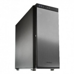 "CASE ANTEC M.TOWER ""P100"", 2x5.25""- 7x3.5""/2.5"" , 2XUSB 3.0 + 2xUSB 2.0, 2*VENT. 120mm + 3opz., NO ALIM. , BK, ATX"