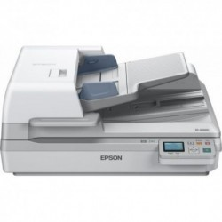 SCANNER EPSON DOCUMENTALE Workforce DS-60000N A3 40ppm/80ipm ADF 200FF I/F LAN USB 2.0