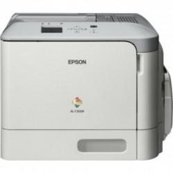 STAMPANTE EPSON LED COLORI Workforce AL-C300N A4 31ppm 1GB 350FF PCL6 LAN USB2.0