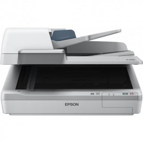 SCANNER EPSON DOCUMENTALE Workforce DS-60000 A3 40ppm/80ipm ADF 200FF I/F USB 2.0