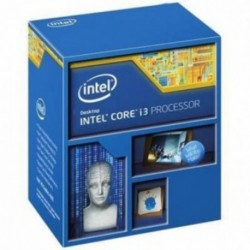 CPU INTEL CORE i3-4370 (Haswell) 3.8 GHz - 4MB 1150 pin - BOX- BX80646I34370