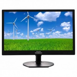 "MONITOR PHILIPS LED 23.8""Wide 241S6QYMB/00 AHIPS 1920x1080 250cd/mq 1000:1(20.000.000:1)2x2W MM DVI Pivot RegH Girev"