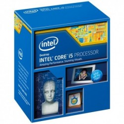 CPU INTEL CORE i5-4690 (Haswell) 3.5 GHz - 6MB 1150 pin - BOX- BX80646I54690