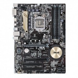 MB ASUS Z170-P Z170 LGA1151 4DDR4 HDMI+DVI 2*PCIe 2*PCI ATX