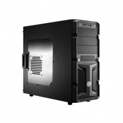 "CASE COOLER MASTER M.TOWER ""GAMING K350"", 1*USB 1*USB3, Fan 12cm, 3X5.25"" 7X3.5"", No Alim., BK - RC-K350-KWN2-EN"