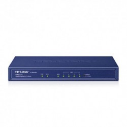 ROUTER TP-LINK TL-R600VPN GIGABIT DUAL-WAN SAFESTREAM VPN ROUTER 1P GIGABIT WAN, 4P GIGABIT LAN, 20IPsec VPN Tunnels