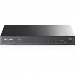 SWITCH TP-LINK TL-SG2210P 8P LAN GIGABIT SMART SWITCH 10/100/1000Mbps RJ45