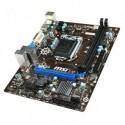 MB MSI H81M-P33 H81 LGA1150 2DDRIII VGA+DVI PCIe-16x 4*SATA2 6*USB mATX