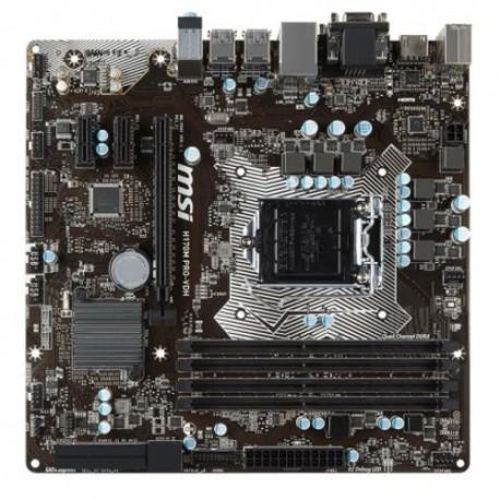 MB MSI H170M PRO-VDH H170 LGA1151 4DDR4 VGA+DVI TB 2*PCIe 4*SATA3 6*USB mATX