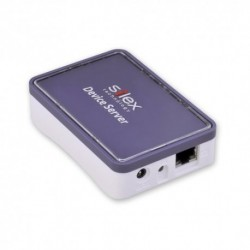 USB DEVICE SERVER SILEX SX-DS-4000U2 2x USB 2.0 Hi-Speed, 800MHz CPU, Eco Mode Power Saving, Windows, Mac OS X, TCP/IP