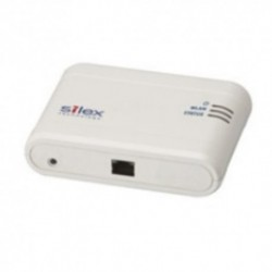 WIRELESS BRIDGE ENTERPRISE SILEX SX-BR-4600WAN 802.1x Security (PEAP, FAST, TLS, TTLS, EAP methods) and EAP-LEAP Encryption