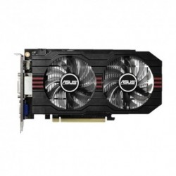 SVGA ASUS NVIDIA GTX750TI OC DC2OC 2GD5 2GB GDDR5 128bit 2*DVI HDMI VGA PCI-E 3.0