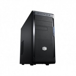 "CASE COOLER MASTER M.TOWER ""N300"", 1*USB3 2*USB2, Fan 12cm, 2X5.25"" 7X3.5"" No Alim., BK - NSE-300-KKN1"