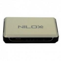 ROUTER NILOX ADSL + 1 porta usb + 1 porta lan 10/100