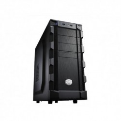"CASE COOLER MASTER M.TOWER ""K280"" 1*USB3 1*USB2, Fan 12cm, 3x5.25"" 7x3.5"", No Alim., BK - RC-K280-KKN1"