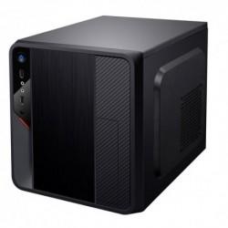 "CASE ITEK MICRO ATX ""SPACEBOX"",1*USB2 - 1*USB3 Audio Front, 1x5,25'' - NO Alim. - BK - Monta Alim. ATX - ITEV33"